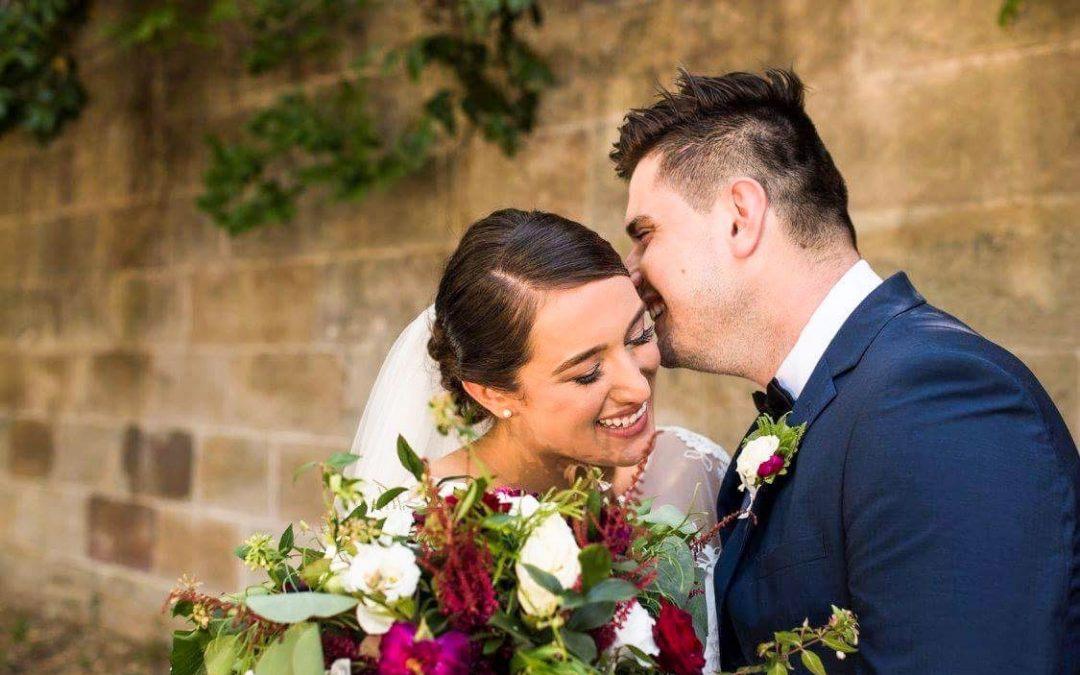 A Summer Garden Inspired Wedding